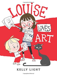 Kelly Light: Louise Loves Art
