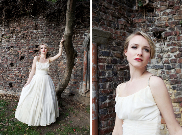 Love Miss Daisy Vintage Wedding Dress Finds From The 1950s and 1970s