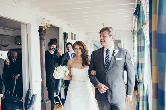 Nautical Style Wedding
