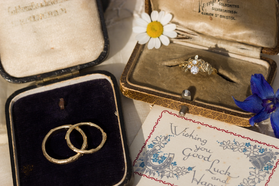Alex Monroe Wedding Jewellery