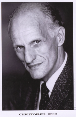 Christopher Kelk portrait