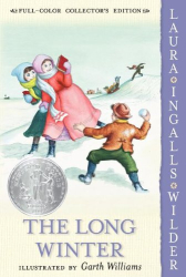 Laura Ingalls Wilder: The Long Winter (Little House)