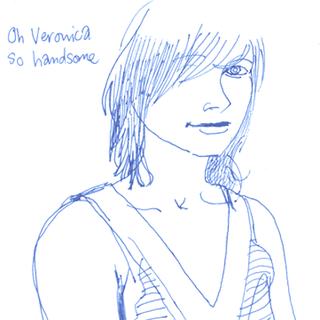 Veronica Belmont - Harvey the Wonder Hamster
