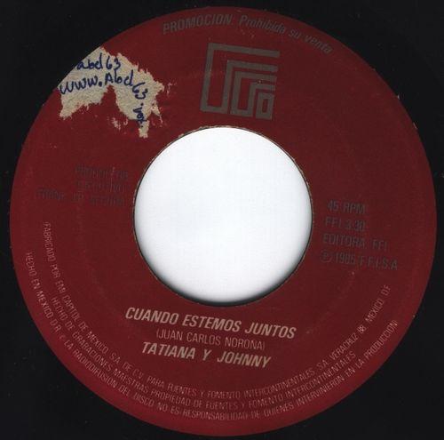 Tatiana y Johnny Lozada - Cuando estemos juntos