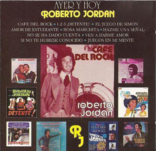 Roberto Jordán - Hazme Una Señal
