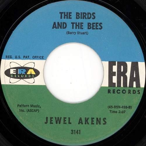 Jewel Akens - The Birds And The Bees