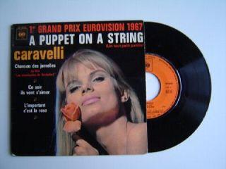 Caravelli - Marionetas En La Cuerda