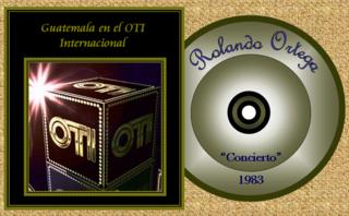 Concierto -  Rolando Ortega OTI 1983