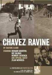 Culture Clash: Chavez Ravine (Library Edition Audio CDs)
