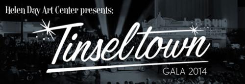 Tinseltown-gala banner