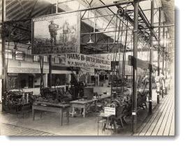 Machinery Hall, 1916