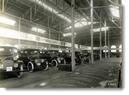 Transportation Building, Interior, 1913