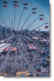 Ferris wheel, 1996