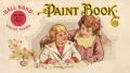 Ball Band paint book, 1898