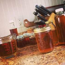 Photo by Jay Havens Maple Syrup