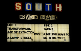 South Drive-In, Columbus