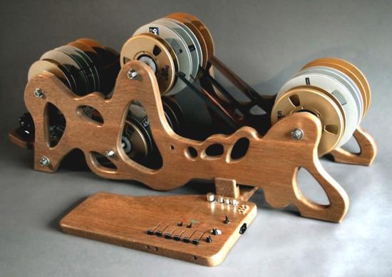 Magnetófonos de Iván Puig
