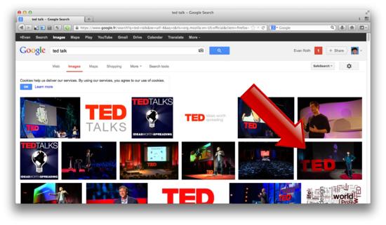 Ideas Worth Spreading de Evan Roth en Google