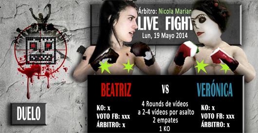 EL DUELO 19 de Mayo 2014 - Sánchez vs Ruth Frías