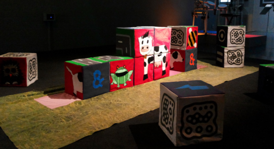 Buildasound de Mónica Rikić en el Ars Electronica Center