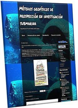 Blog del Grupo de investigación: Métodos geofísicos de prospección en investigación