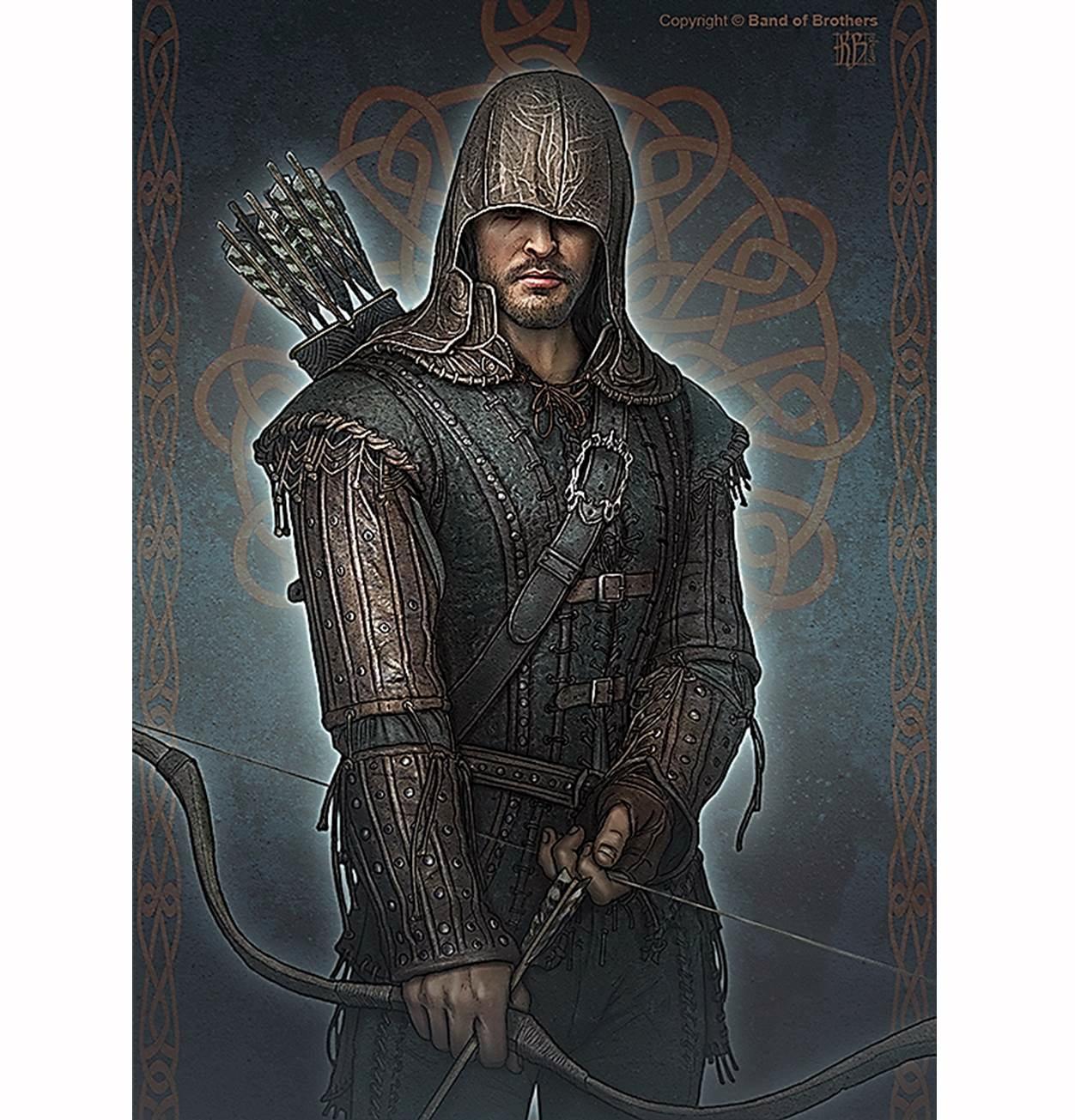 'Robin Hood' en Ejea de los Caballeros