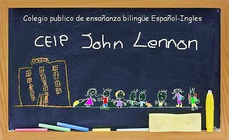 Colegio Público de Educación Infantil y Primaria 'John Lennon', de Fuenlabrada (Madrid)