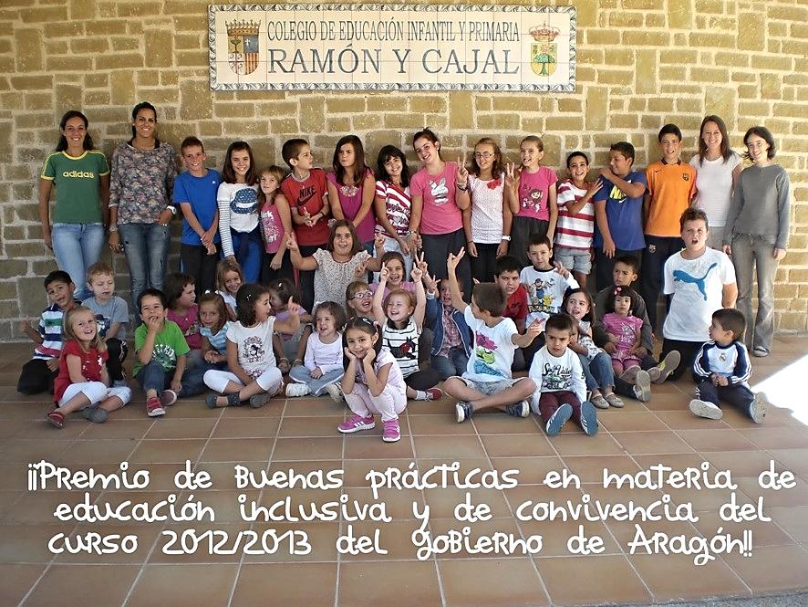 El proyecto de Protectores Planetarios, cuenta con el reconocimiento del Departamento de Medio Ambiente del Gobierno de Aragón, que en el año 2011 le concede el Premio Medio Ambiente de Aragón y en el 2013 el Premio Buenas Prácticas de Educación Inclusiva y Convivencia