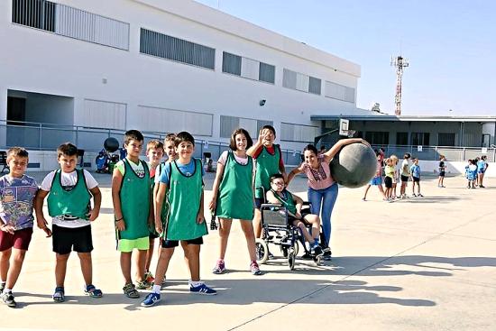 I Jornada provincial de baloncodo - La Carlota (Córdoba) | Página web de baloncodo