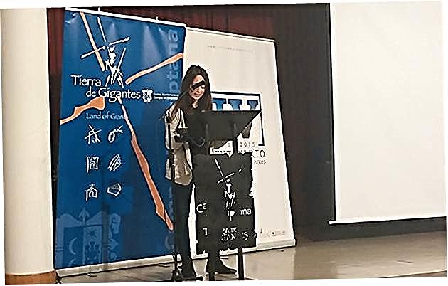 Presentación del Proyecto por los estudiantes