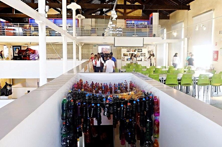 II Bienal Arte y Escuela de la Axarquía. Dibujo-IEDA Portfolio Colectivo | Manuel Pérez Báñez