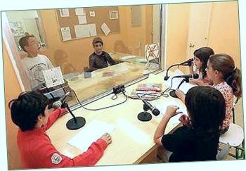 Estudiantes de la escuela pública Amara Berri de San Sebastián