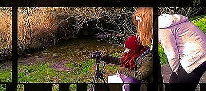 Proyecto audiovisual – IES 'As Barxas' | Luz Beloso