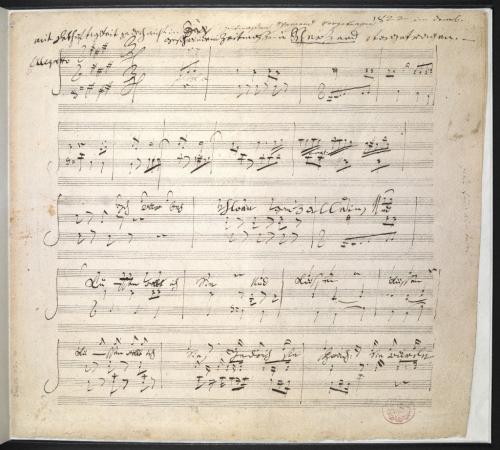 Beethoven  Der Kuss