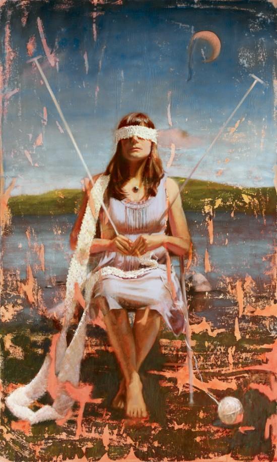 Deborah Scott Stalemate 2009