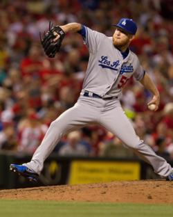 Dodgers Sign J.P. Howell