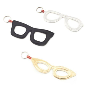 Spectacles keyring