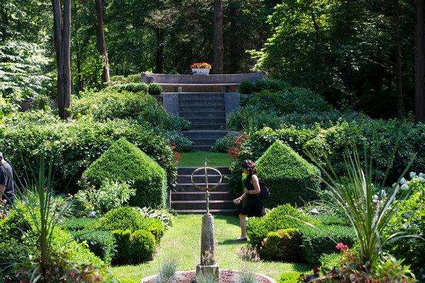 Betsey Bigg's Sunken Garden