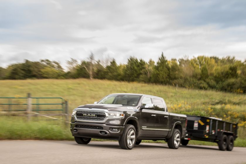 Breaking Down The 2019 Ram 1500 S Towing Capacities