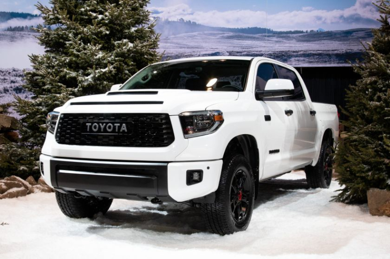 Refreshed 2020 Toyota Tundra Sees Price Increases Pickuptrucks Com News