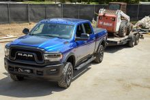 Working and Playing With the 2019 Ram 2500 Power Wagon