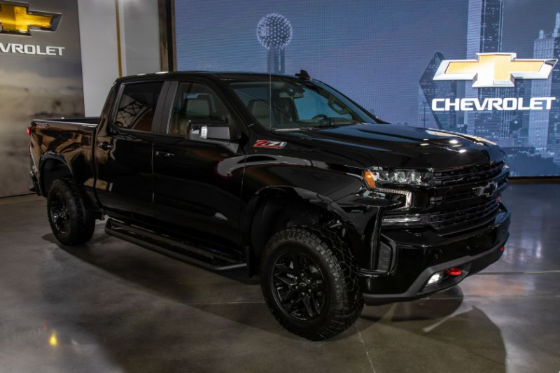 Chevy Midnight Edition >> 2020 Chevrolet Silverado Midnight Rally Editions For On