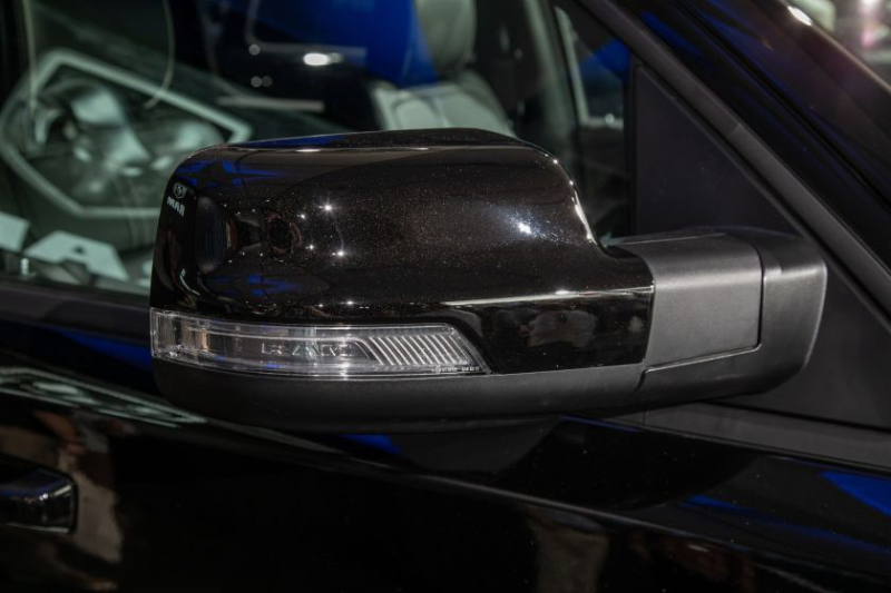 2020 Ram 1500 Limited Black Edition Sideview Mirror