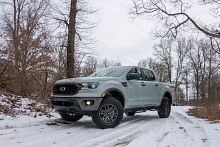 2021 Ford Ranger Tremor First Drive: Is This the Baddest Ranger You Can Buy in America?