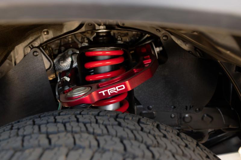 2022 Toyota Tacoma TRD Pro Shocks