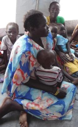 NM_SSudan_woman_children_1014