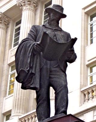 Greathead statue