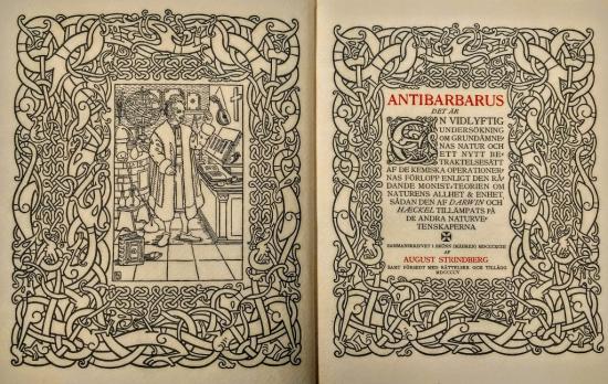 Antibarbarus - title page