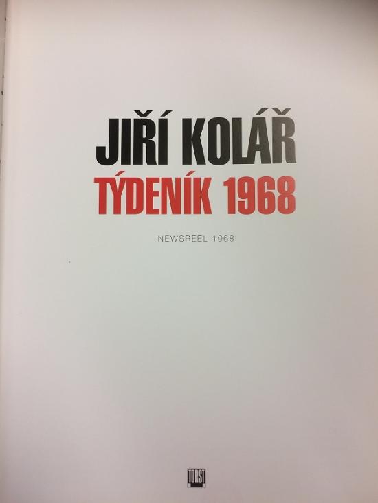 Kolar Tydenik 1968 YA.1994.b.1036