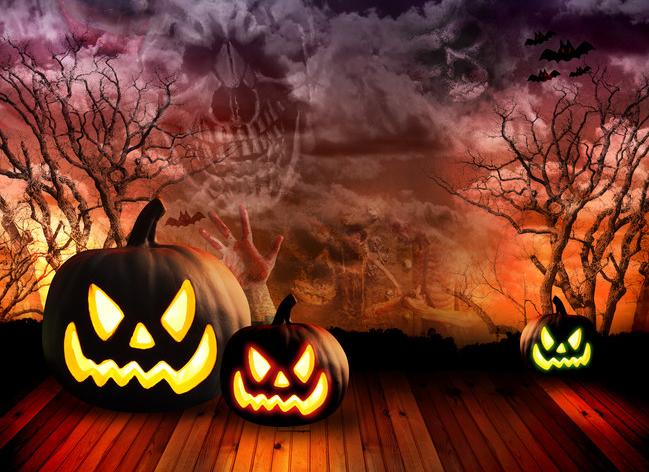 Halloween in Colorado Springs